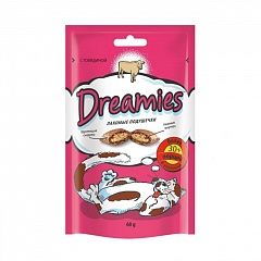 Dreamies с говядиной