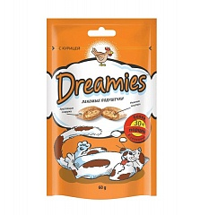 Dreamies с курицей