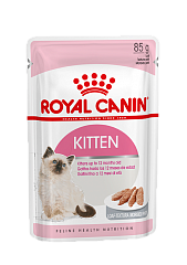 ROYAL CANIN KITTEN INSTINCTIVE паштет  85 гр